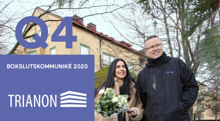 Trianon Bokslutskommuniké 2020